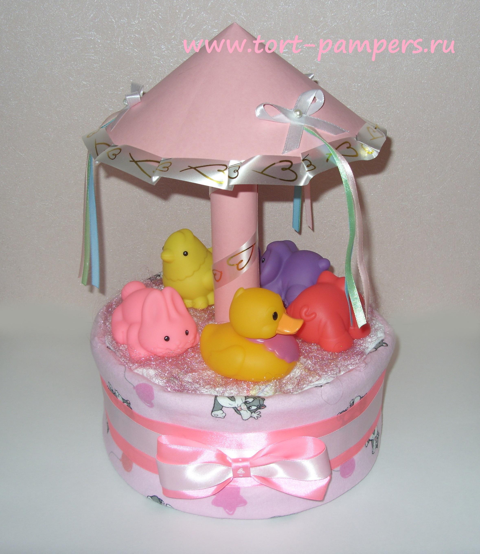 Подарок на рождение малыша: красивые идеи Домашний способ 88